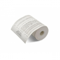 Intermec Duratherm II Receipt - Receipt paper - Roll (7.9 cm x 18.6 m) - 1 roll(s) - for Intermec PR3 for model: Intermec PR3