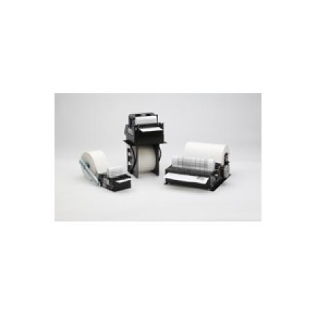 Zebra Z-Select 2000D - Receipt paper - matte - coated - 60 micron - Roll (6  cm x 250 m) 12 roll(s) - for Zebra TTP 2010, TTP 2020, TTP 2030