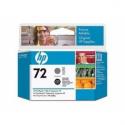 HP 72 Grey & Photo Black Printhead