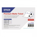 Epson Premium - Matte tickets - Roll (8 cm x 50 m) - 1 roll(s) - for Epson TM-C3400-LT for model: Epson TM-C3400-LT