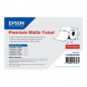 Epson Premium - Matte tickets - Roll (10.2 cm x 50 m) - 1 roll(s) - for Epson TM-C3400-LT for model: Epson TM-C3400-LT