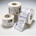 Zebra Z-Direct Soft Infant - Perforated polypropylene permanent acrylic adhesive wristbands - white - 50.8 x 177.8 mm - 1650 pcs