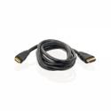 4world HDMI - mini HDMI cable 19/19 M/M 1.5m gold