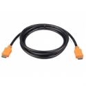 Gembird HDMI V1.4 male-male cable, HIGH SPEED ETHERNET, CCS, 4.5m, orange tip