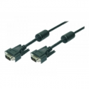 ACC 3m XGA Monitor connect. bulk cable with ferrite Core,15pin, ( extension cable, with adapter to get male/male conection)