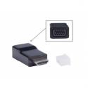 Gembird adaptor HDMI-A(M)->VGA (F)