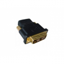 Gembird I/O ADAPTER HDMI TO DVI/BULK A-HDMI-DVI-2