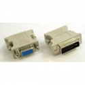 Gembird Adapter DVI-A 24-pin male to VGA 15-pin HD (3 rows) female