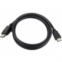 Kabel Displayport(M)->HDMI(M) 3m
