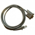 Cable, RS-232 PWR, 9P, Female, Straight, CAB-433, 6 ft.
