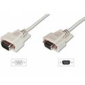 Assmann DATATRANSFER CONN.CABLE. D-SUB (Anschluss 1 DSUB, 9-pin, Stecker,Anschluss 2 DSUB, 9-pin, Buchse,UL-zertifiziert keine U