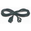 Schneider APC patch cable 16A/230V, IEC320 C19/Schuko - 2.5m