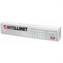Intellinet Patch panel 19'' 16 ports UTP kat. 5e Black