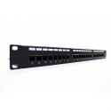 Digitus 19'' CAT6 patch panel 24-port UTP