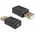 Delock adapter USB AM -> USB mini 5-pin (F)