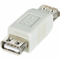 Manhattan Hi-Speed USB adapter A female to A female