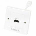 Logilink - Gniazdo 1xHDMI