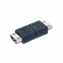 Assmann HDMI ADAPTER. TYPE A (HDMI Adapter, Typ A, Bu/Bu, HDMI 2.0, Ultra HD 60p, sw)