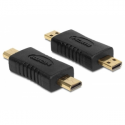 Delock Adapter HDMI micro D male > male Gender Changer