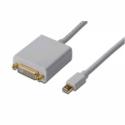 Digitus Adapter mini DP-DVI (24+5)  M/F