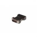 Assmann DVI ADAPTER. DVI245 - HD15 (DVI Adapter, DVI245 - HD15, St/Bu, DVI-I Dual Link, sw)