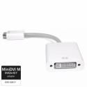 Qoltec Adapter Mini DVI Male/ DVI (24+5) Female / for Apple