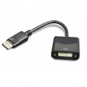 Gembird Displayport male to DVI (24+5) female adapter, black