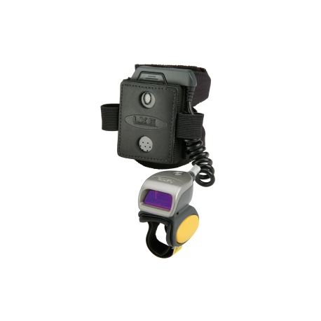 8650, Bluetooth Laser Barcode Ring Scanner Kit with Windows