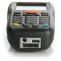 Memor X3, 802.11 a/b/g/n CCX V4, Bluetooth, 128 MB RAM/512 MB Flash, 624 MHz, 25-key Numeric, Linear Imager with Green Spot, Win