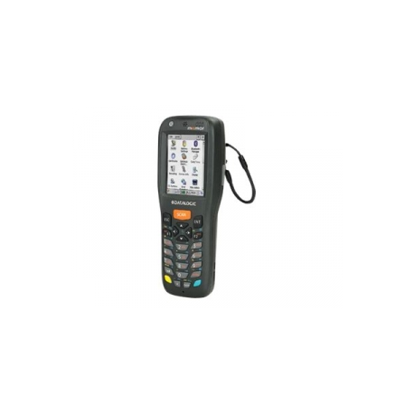Memor X3, 802.11 a/b/g/n CCX V4, Bluetooth, 256 MB RAM/512 MB Flash, 806 MHz, 25-key Numeric, Multi-Purpose 2D Imager with Green