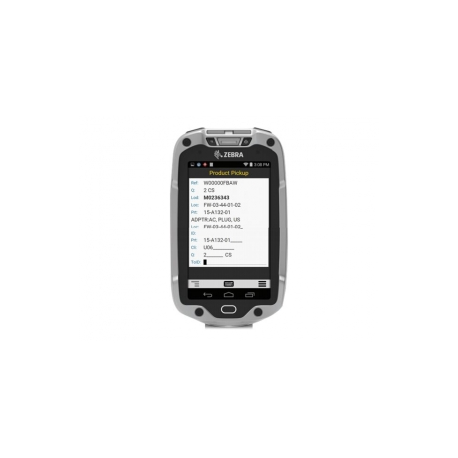 Zebra TC8000 STD 2D SE4750MR 1/4GB ADR-KK INTL