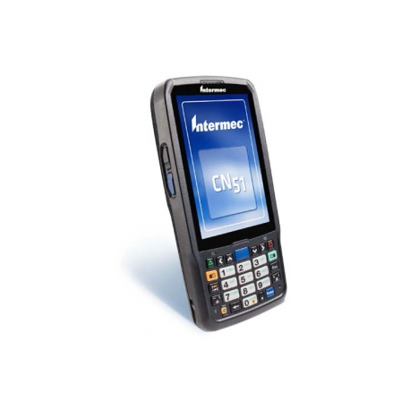Intermec CN51 MOBILE COMPUTER (CN51 / Numeric / EA30 Standard Range Imager / No Camera / 802.11 a/b/g/n / Bluetooth / Android 6.