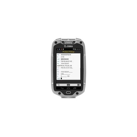 Zebra TC8000 STD 2D SE4850 1/4GB ADR-LP BT4.0