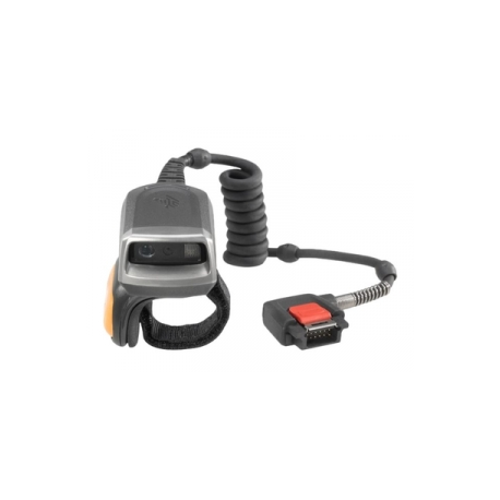 Zebra CORDED 2D IMAGER RING (CORDED 2D IMAGER RING SCANNER TO WT6000 WEARABLE TERMINAL, LONG CABLE TO HIP, WORLDWIDE)
