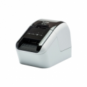 Brother QL-800 Thermal, Label Printer, Black, Grey
