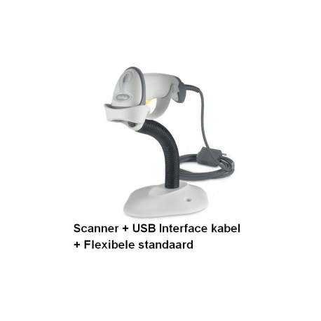 Motorola LS2208 Laser Barcode Scanner