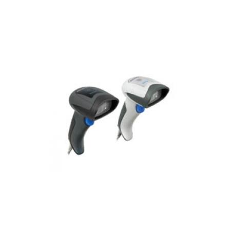 QuickScan I QD2430, 2D Area Imager, KBW/USB/RS-232 Multi-Interface, 4.5-14V, Black