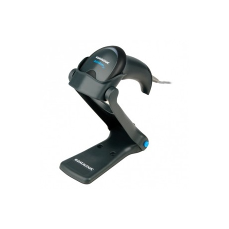 QuickScan Lite Imager, Black, USB Interface w/ USB Cable (90A052044) and Stand (STD-QW20-BK)