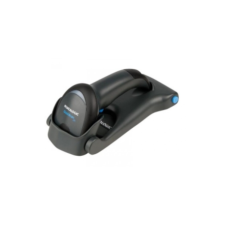QuickScan Lite Imager, Black, USB Interface w/ USB Cable (90A052043) and Stand (STD-QW20-BK)