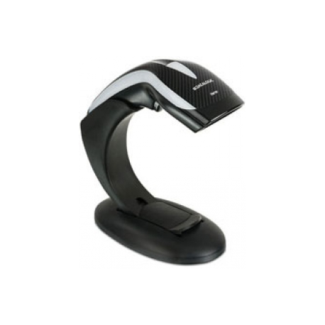 Heron HD3130 USB Kit, Black (Kit includes 1D Scanner, Stand and USB Cable)