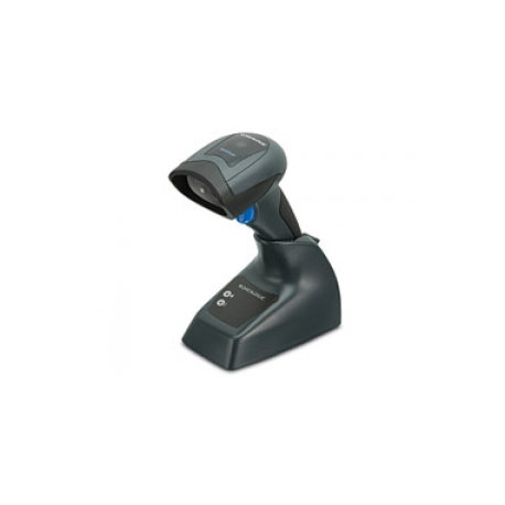 QuickScan QBT2430, Bluetooth, Kit, RS-232, 2D Imager, Black (Kit inc. Imager, Base Station and 90G000008 RS-232 Cable, 8-0935 Po