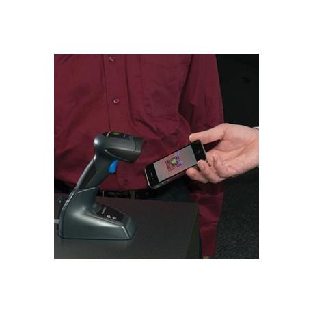 Datalogic QuickScan QBT2400, schwarz (QBT2400 Handscanner, nur Scanner, 2D Imager, schwarz, Bluetooth inkl. USB-MicroUSB Kabel)