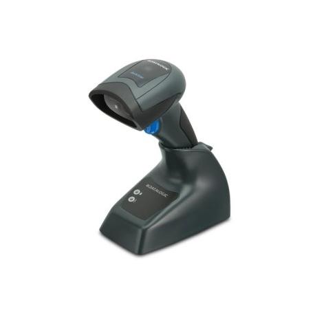 QuickScan Mobile QM2430, 433 MHz, Kit, USB, 2D Imager, Black (Kit inc. Imager, Base Station and USB Cable.)
