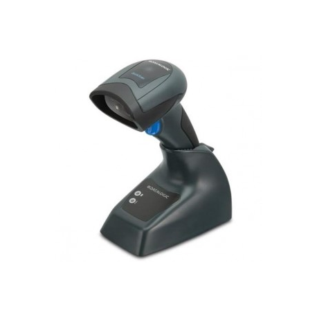 QuickScan Mobile QM2131, 433 MHz, Kit, Linear Imager, Black (Kit inc. Imager and Base Station/Charger. Cables and power supply m