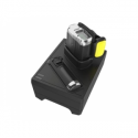 Zebra RS6000 SINGLE SLOT CHARGE/USB SHARECRADLE; ALLOWS TO CHARGE 1 RING SCANNER AND 1 SPARE BATTERY. REQUIRES PWRS-14000-148R;