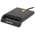 Manhattan Smart Card reader USB, external contact reader