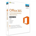 Microsoft MS Office 365 Personal Mac/Win Subscription P2 EuroZone 1 License Medialess 1 Year (LV)