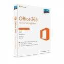 Microsoft MS Office 365 Home Mac/Win Subscription P2 EuroZone 1 License Medialess 1 Year (EN)
