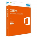 Microsoft MS Office Home and Business 2016 Win P2 EuroZone 1 License Medialess (LV)