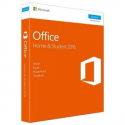 Microsoft MS Office Home and Student 2016 Win P2 EuroZone 1 License Medialess (EN)